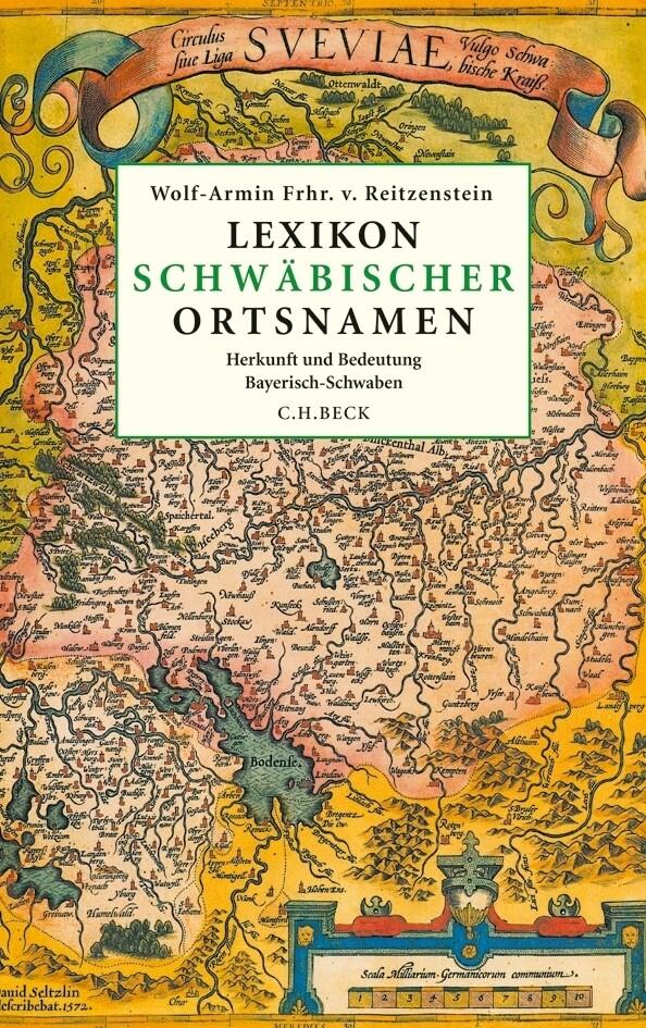 Lexikon schwäbischer Ortsnamen als Buch