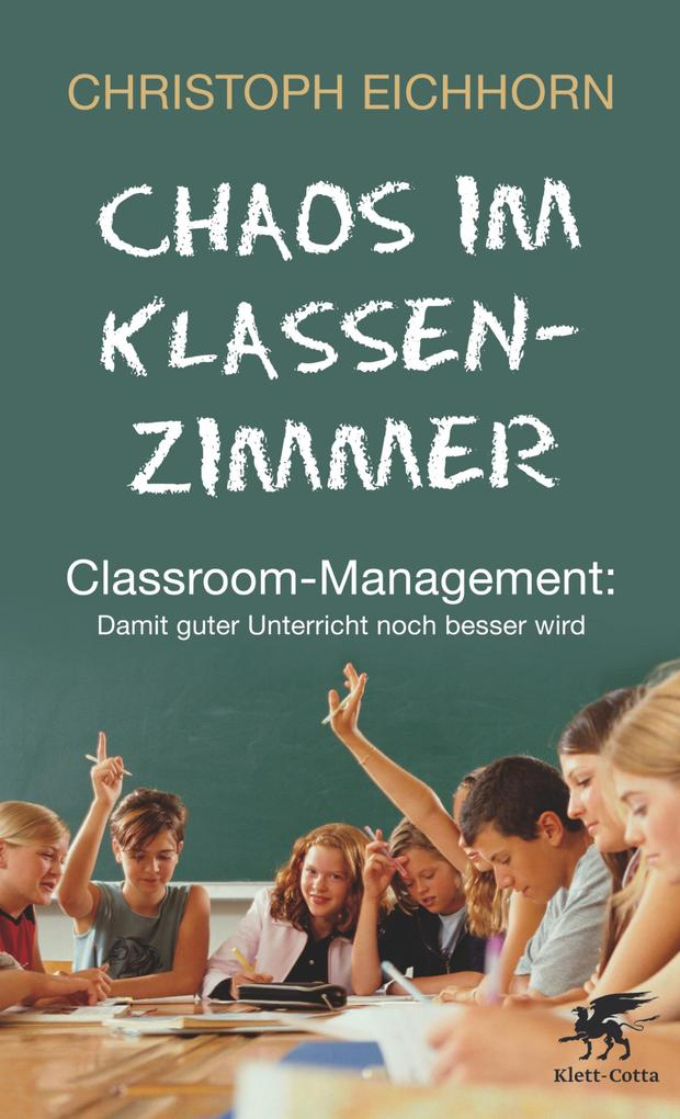 Chaos im Klassenzimmer als eBook Download von C...