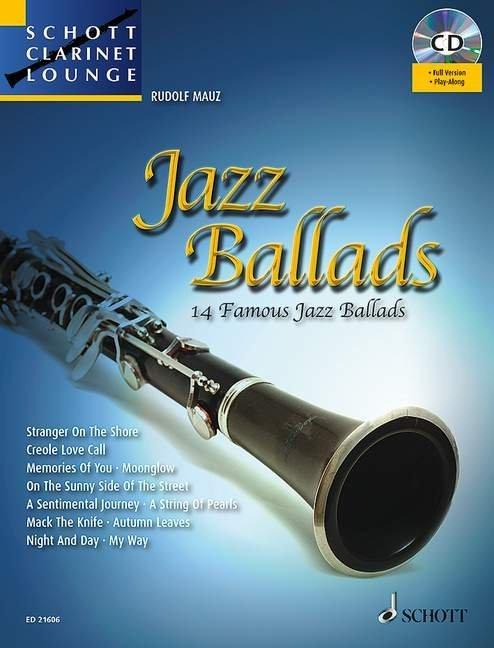 Jazz Ballads als Buch von Rudolf Mauz