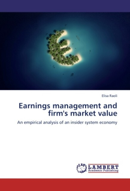 Earnings management and firm´s market value als...