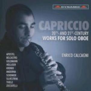 Capriccio.Musik für Oboe solo