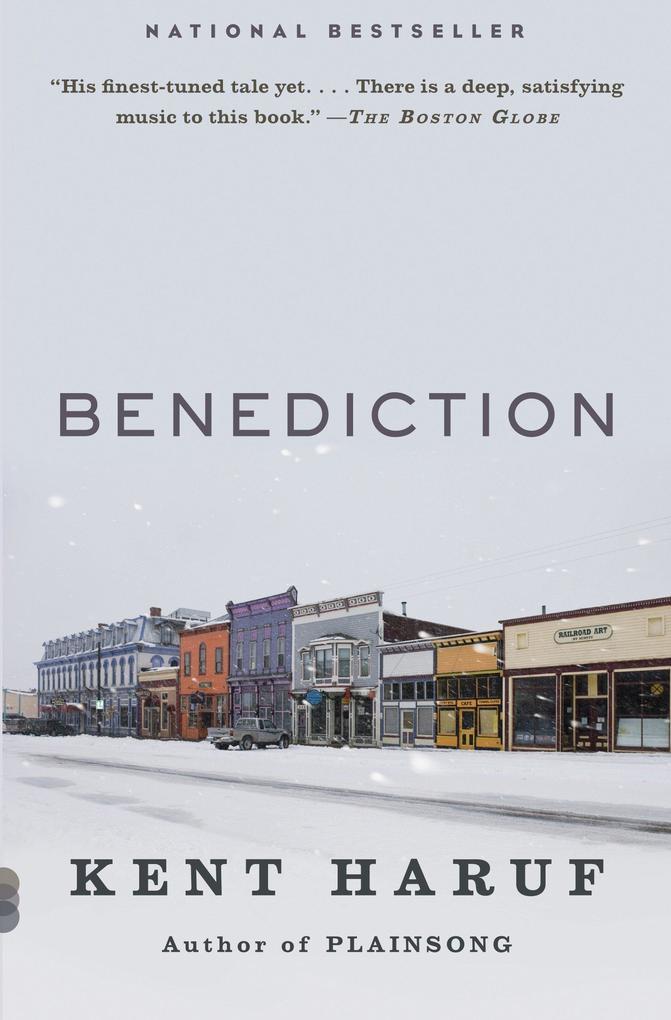 Benediction als Taschenbuch