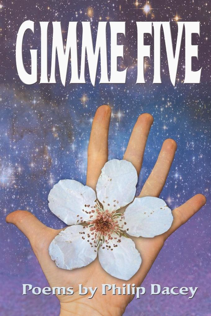 GIMME FIVE als Taschenbuch von Philip Dacey