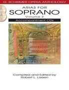 Arias for Soprano - Volume 2