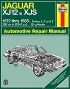 Jaguar Xj12 & Xjs 1972 Thru 1985: Series 1, 2 and 3