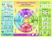 Deine Energie in Aktion! Wandposter. »Energy Balancing« fürs tägliche Leben