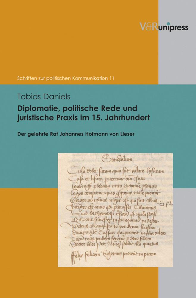 Diplomatie, politische Rede und juristische Pra...