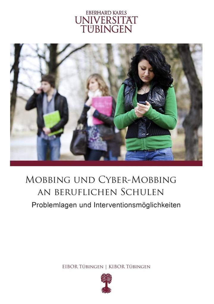 Mobbing und Cyber-Mobbing an beruflichen Schule...