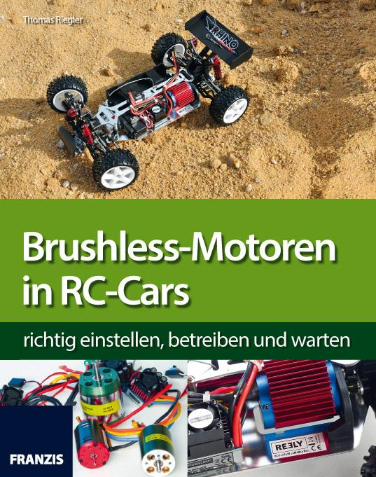 Brushless-Motoren in RC-Cars als eBook Download...