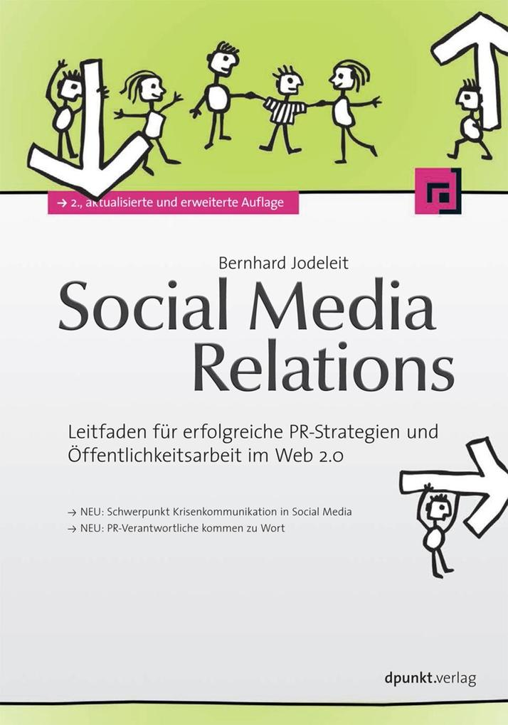 Social Media Relations als eBook Download von B...