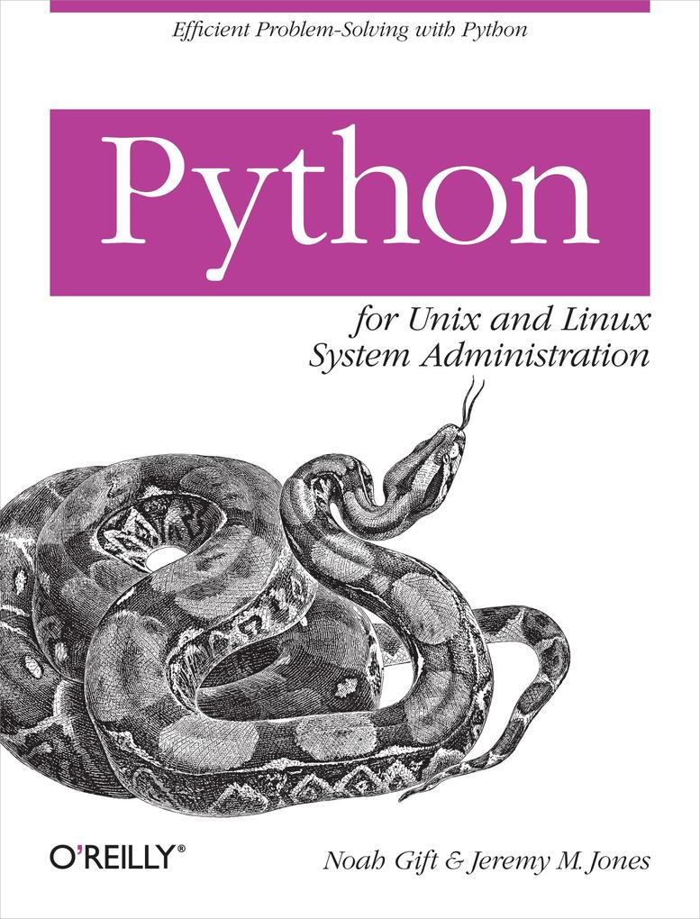 Python for Unix and Linux System Administration...