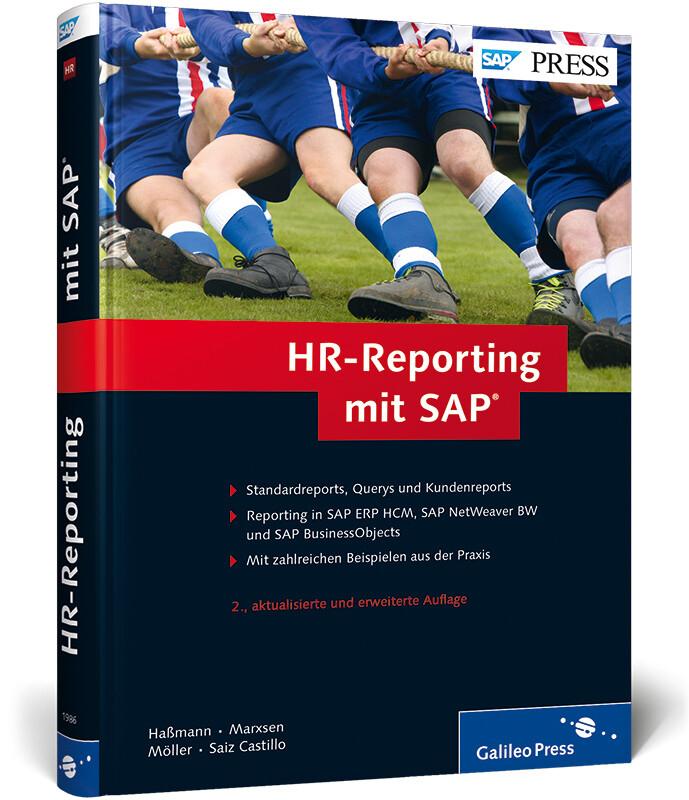 HR-Reporting mit SAP als Buch von Richard Haßma...