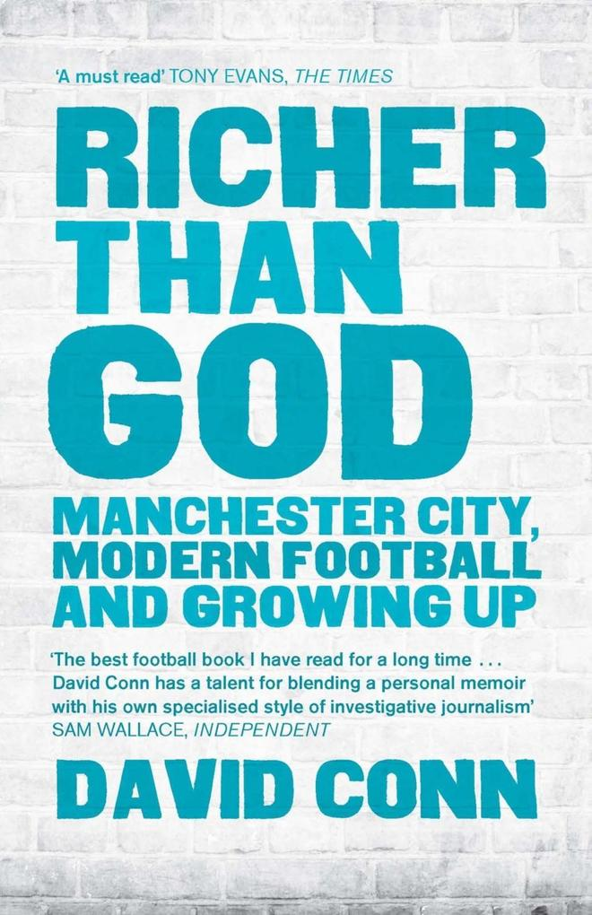 Richer Than God als eBook Download von David Conn