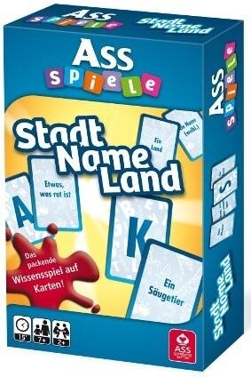 ASS Spiele - Stadt Name Land
