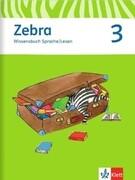 Zebra. Neubearbeitung. Wissensbuch Sprache. Lesen 3.Schuljahr