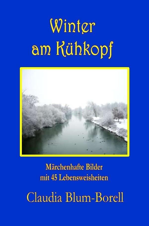 Winter am Kühkopf als Buch (kartoniert)