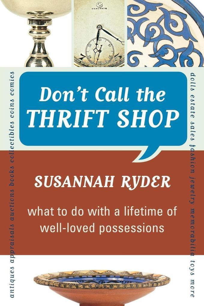Don´t Call the Thrift Shop als eBook Download v...