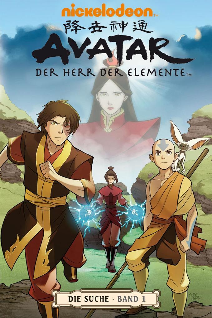 Avatar: Der Herr der Elemente 05 als Buch (kartoniert)