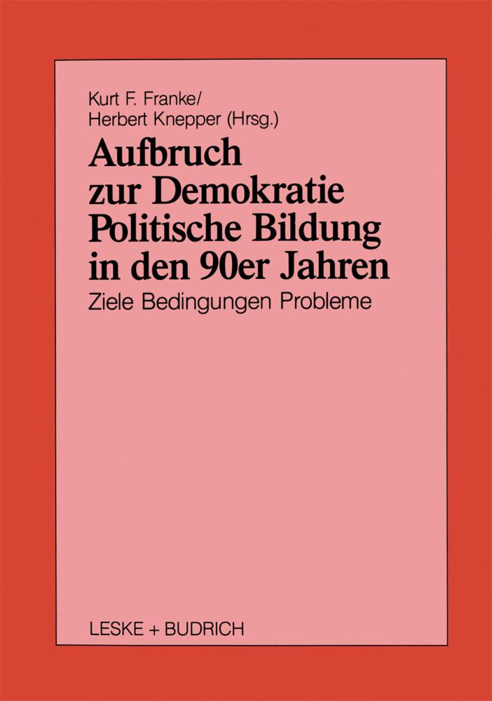 Aufbruch zur Demokratie als Buch von