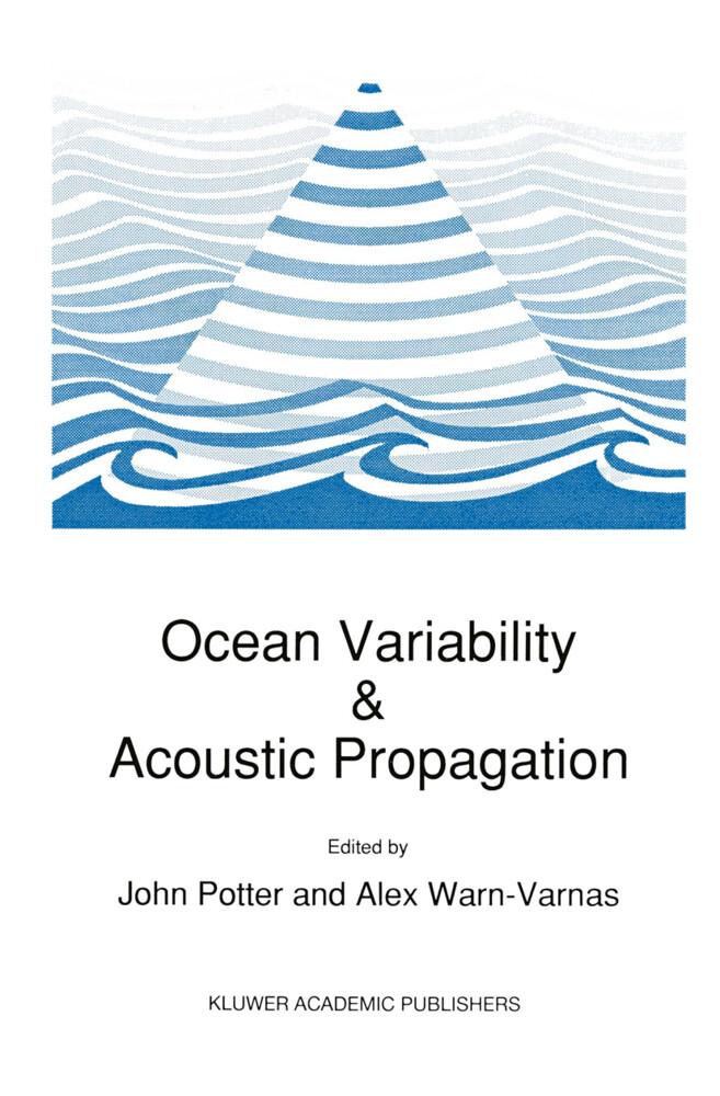 Ocean Variability & Acoustic Propagation als Buch (kartoniert)