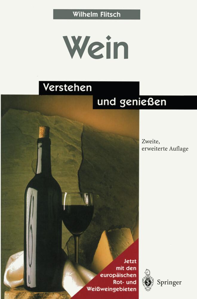 Wein als Buch von Wilhelm Flitsch