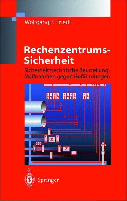 Rechenzentrums-Sicherheit als Buch von Wolfgang...