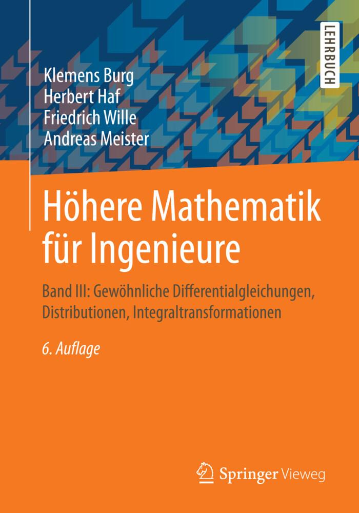 Höhere Mathematik für Ingenieure als Buch von K...