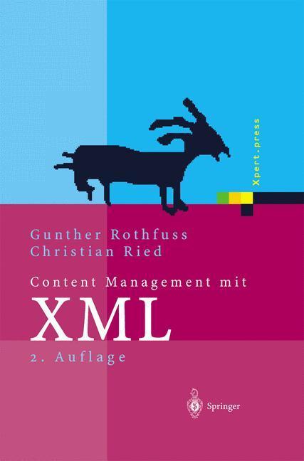 Content Management mit XML als Buch von J. Eise...