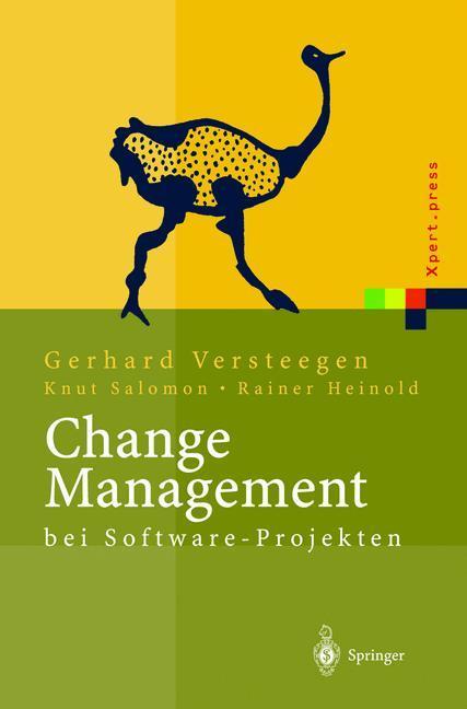 Change Management bei Software Projekten als Bu...