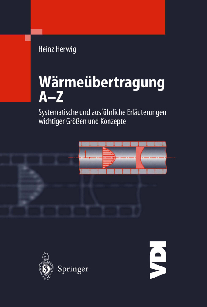 Wärmeübertragung A-Z als Buch
