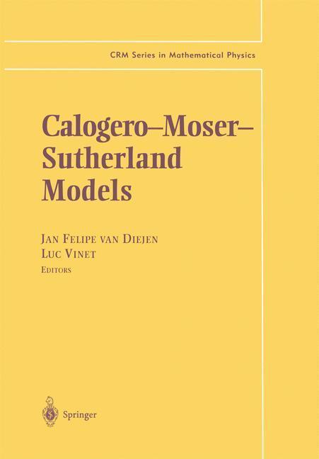 Calogero-Moser- Sutherland Models als Buch von