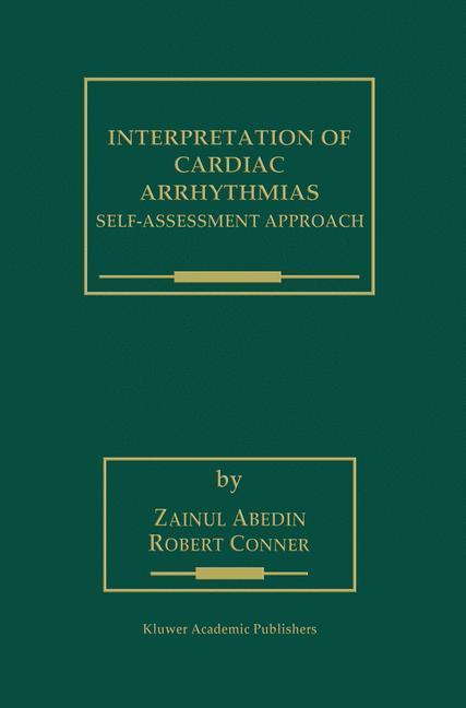 Interpretation of Cardiac Arrhythmias als Buch ...
