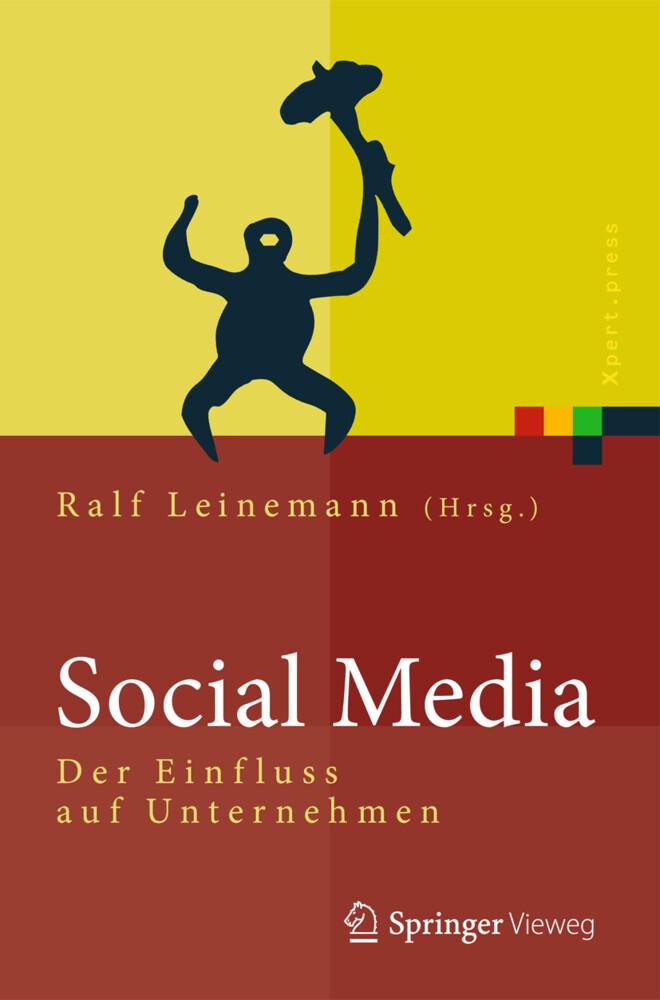 Social Media als Buch von