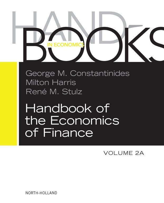 Handbook of the Economics of Finance als eBook ...