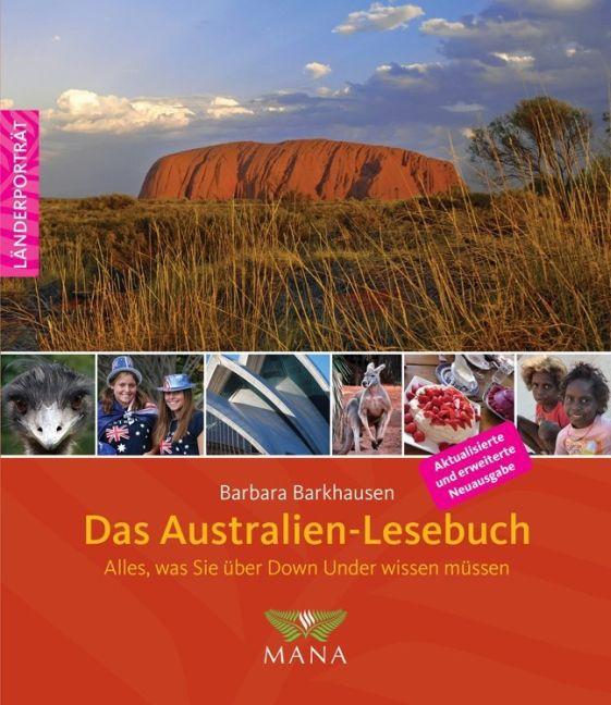 Das Australien-Lesebuch als Buch von Barbara Ba...