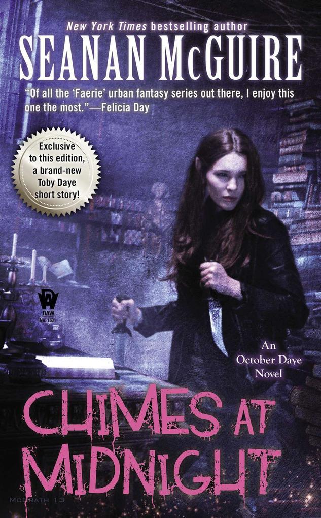 Chimes at Midnight als Taschenbuch von Seanan M...
