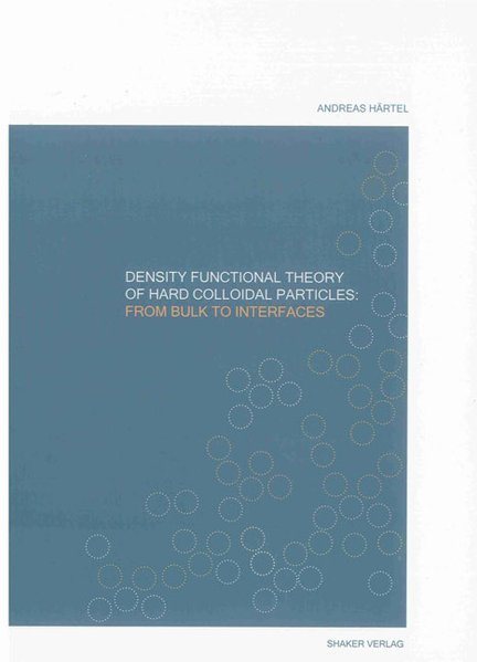 Density functional theory of hard colloidal par...