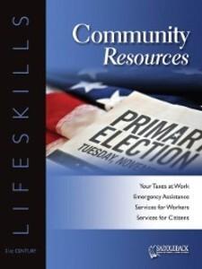 Community Resources als eBook Download von Sadd...