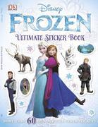 Ultimate Sticker Book: Frozen