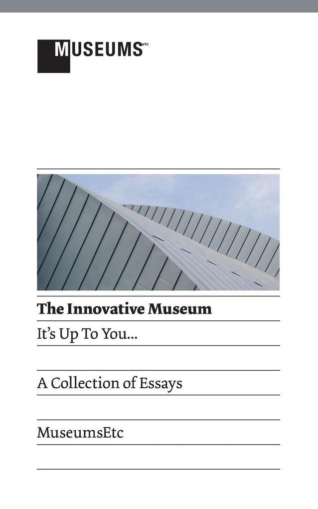 The Innovative Museum als Taschenbuch von