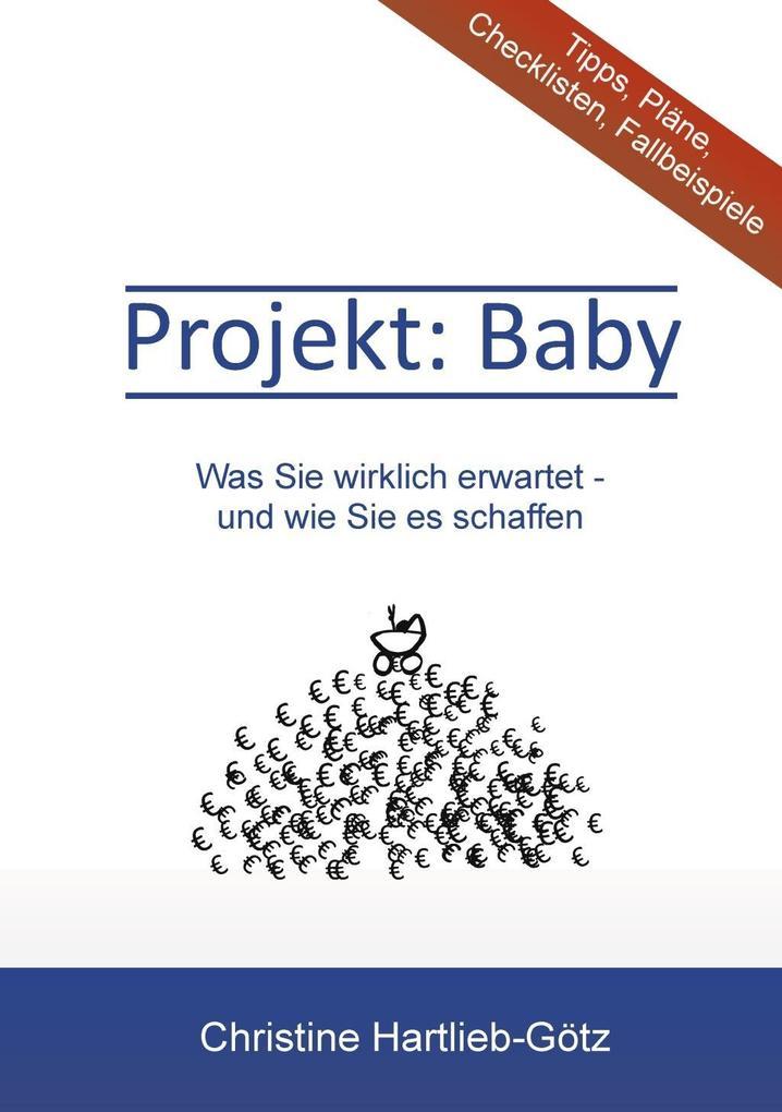 Projekt Baby als eBook Download von Christine H...