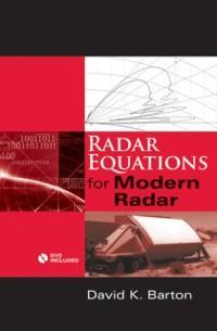Radar Equations for Modern Radar als eBook Down...