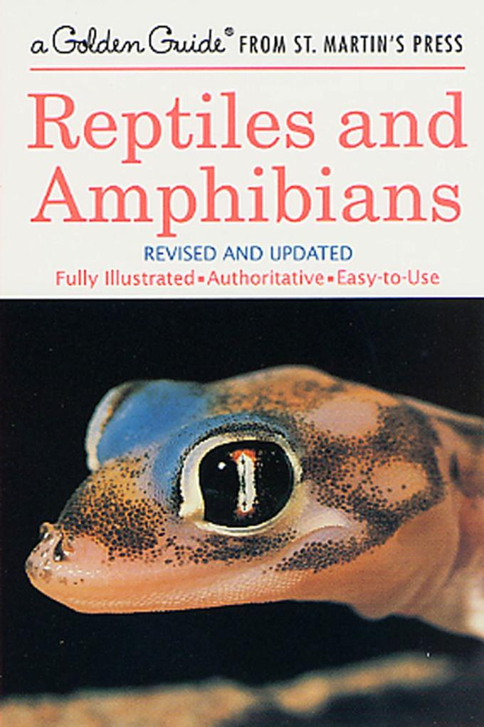 Reptiles and Amphibians als Taschenbuch