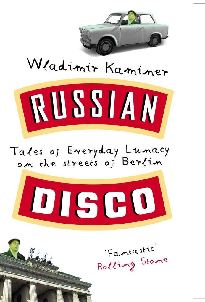 Russian Disco als eBook Download von Wladimir K...