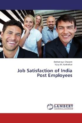 Job Satisfaction of India Post Employees als Bu...