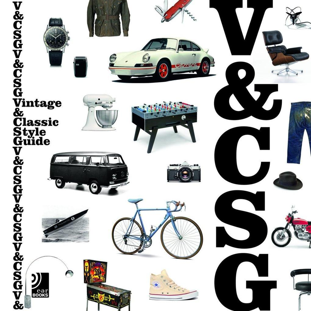 Vintage & Classic Style Guide als Buch