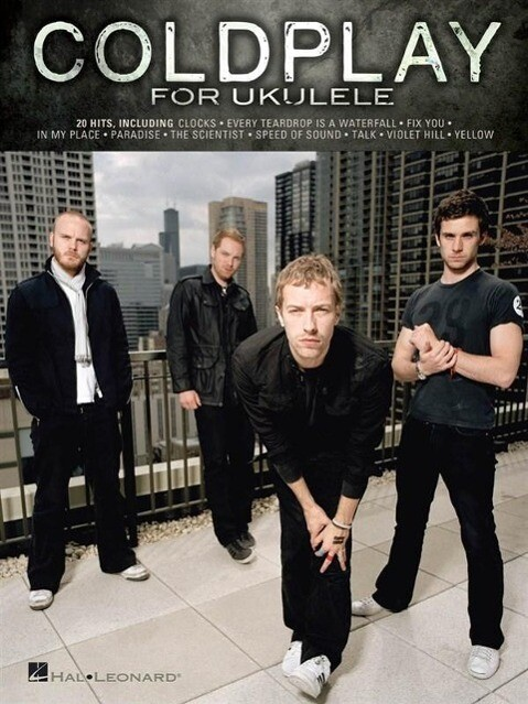 Coldplay for Ukulele als Buch von