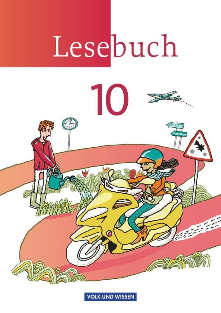 Lesebuch 10. Schuljahr Schülerbuch. Östliche Bu...