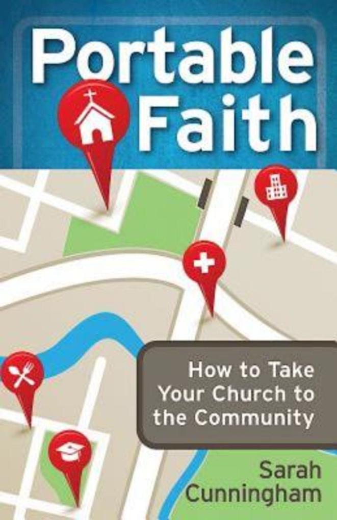 Portable Faith als eBook Download von Sarah Cun...