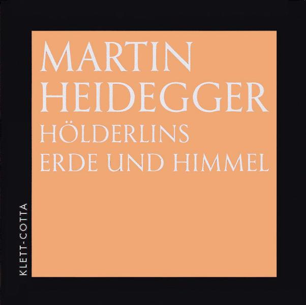 Hölderlins Erde und Himmel als Hörbuch CD von M...